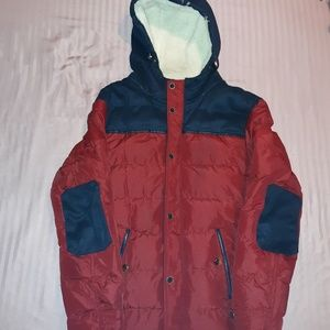 Xios Clothing Exclusive puffer Coat
